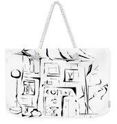 House 092 - Marucii Weekender Tote Bag