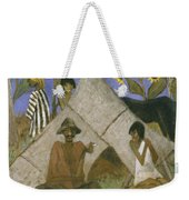 Gypsy Encampment Weekender Tote Bag