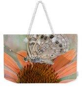 Hackberry Emplorer Butterfly Weekender Tote Bag