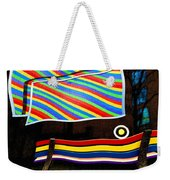 Had This Been An Actual Emergency Weekender Tote Bag