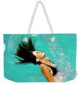 Hair Fling Weekender Tote Bag