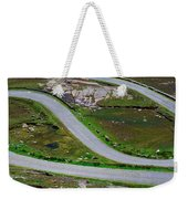 Hairpin Bends In The, Healy Pass, Beara Weekender Tote Bag