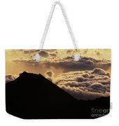 Haleakala First Light Weekender Tote Bag