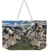 Half Dome Valley Weekender Tote Bag