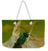 Halicid Bee 12 Weekender Tote Bag