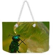 Halicid Bee 17 Weekender Tote Bag