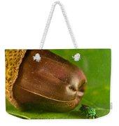 Halicid Bee Weekender Tote Bag