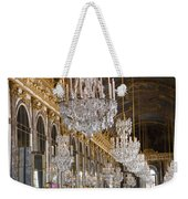 Hall Of Mirrors At Palace Of Versailles France Weekender Tote Bag