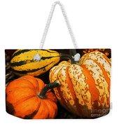 Halloween Colors Weekender Tote Bag