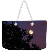 Halloween Moon 2009 Weekender Tote Bag