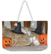 Halloween Party Animals Weekender Tote Bag