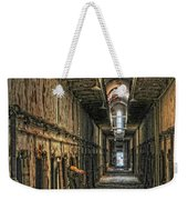 Hallway Eastern State Penitentiary  Weekender Tote Bag