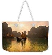Halong Bay - Vietnam Weekender Tote Bag
