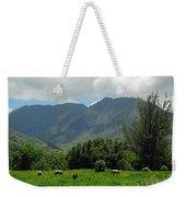 Hanalei Horses Weekender Tote Bag