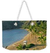 Hanauma Bay Beach Weekender Tote Bag