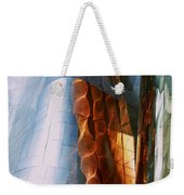 Hand Of The Architect  Weekender Tote Bag