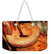 Hand Pump - Water Pump - Well Pump Weekender Tote Bag