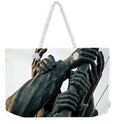 Hands Of Iwo Jima Weekender Tote Bag