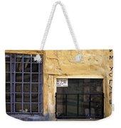 Handyman. Belgrade. Serbia Weekender Tote Bag