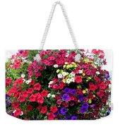 Hanging Basket Weekender Tote Bag