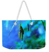 Hanging Green  Weekender Tote Bag