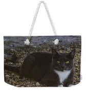 Hanging Out By The Creek Weekender Tote Bag