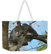Hanging Out Weekender Tote Bag