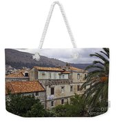 Hanging Out To Dry In Dubrovnik 1 Weekender Tote Bag