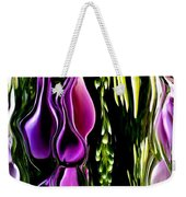 Hanging Vine From Photo Of Digitalis 1 Per Gimp Weekender Tote Bag