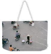 Hanoi Woman Weekender Tote Bag