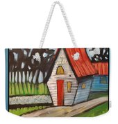 Happily Ever After Stonewall Cottage Weekender Tote Bag