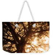 Happiness Lives Weekender Tote Bag