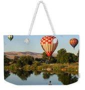 Happy Balloon Day Weekender Tote Bag