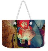 Happy Dolly Weekender Tote Bag by Susanne Van Hulst
