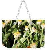 Happy Flower Forest Weekender Tote Bag