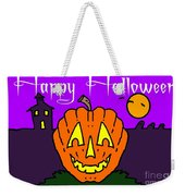 Happy Halloween 2 Weekender Tote Bag