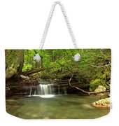 Happy Trail Falls Weekender Tote Bag