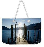 Harbor And Sun Weekender Tote Bag
