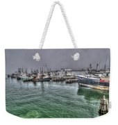 Harbor Dawn Weekender Tote Bag