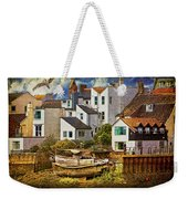 Harbor Houses Weekender Tote Bag
