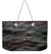 Harbor Seal In Kelp Bed Weekender Tote Bag