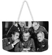 Hard-boiled Haggerty, 1927 Weekender Tote Bag by Granger