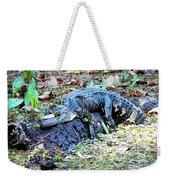 Hard Day In The Swamp - Digital Art Weekender Tote Bag