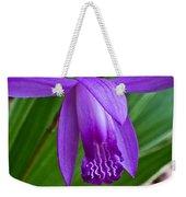 Hardy Orchid 1 Weekender Tote Bag