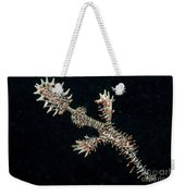 Harlequin Ghost Pipefish With Fins Weekender Tote Bag