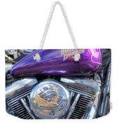 Harley Davidson 3 Weekender Tote Bag