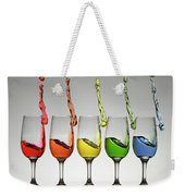 Harmonic Cheers Weekender Tote Bag