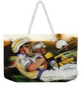 Harness Racing 13 Weekender Tote Bag