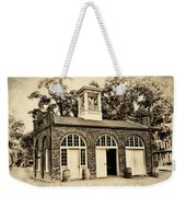 Harpers Ferry Armory Weekender Tote Bag by Bill Cannon