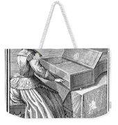 Harpsichord, 1723 Weekender Tote Bag